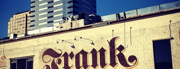 Frank Restaurant is one of 26 Most Reviewed Austin Places on Fondu.