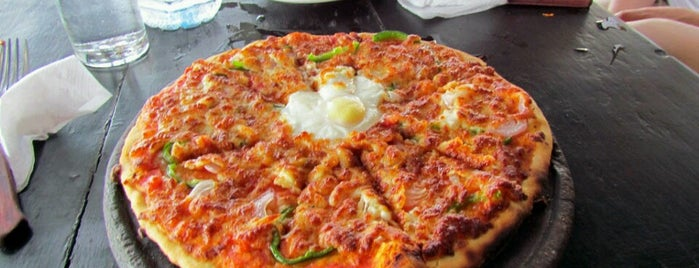 Pizza in is one of Kumasi City #4sqCities.