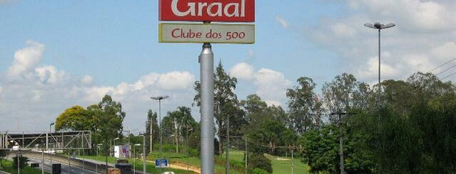 Graal Clube dos 500 is one of Favorite Food.