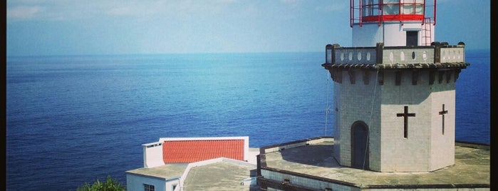 Farol da Ponte do Arnel is one of Azoren.