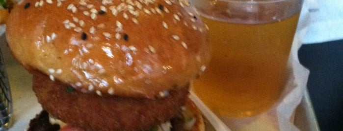 BRGRBELLY is one of Chicagoist's Top Burger List.