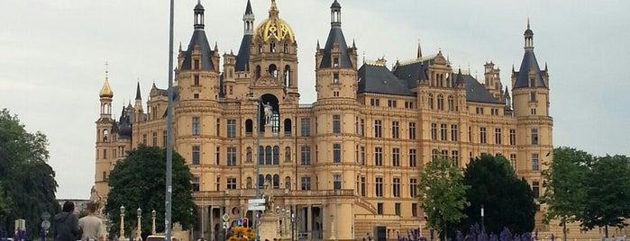 Schweriner Schloss is one of Mein Deutschland.