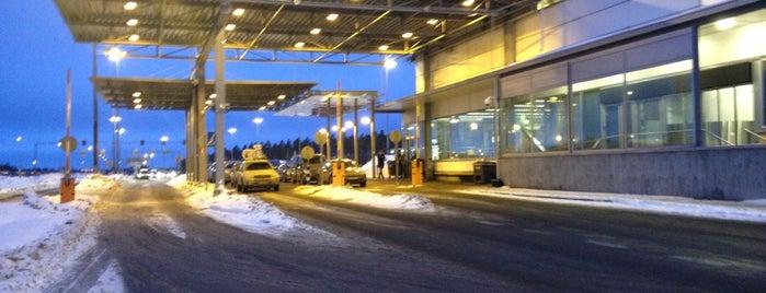 Torfyanovka Border Crossing Point is one of Где надо побывать и что надо попробовать!.