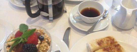 Breakfast places in London