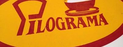 Restaurante Pilograma is one of Restaurantes & Centro.
