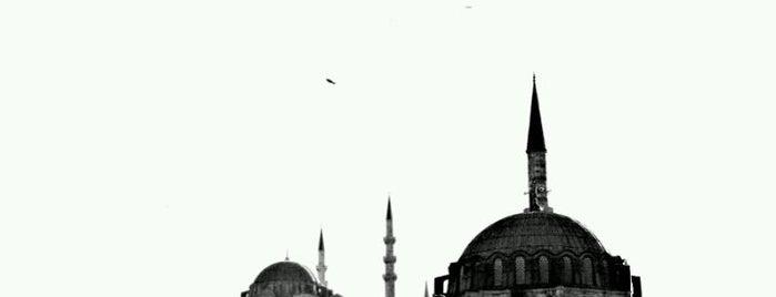İstanbul'daki Mimar Sinan Eserleri