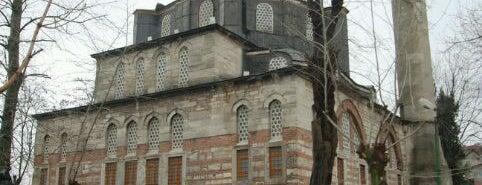 Kazasker İvaz Efendi Camii is one of İstanbul'daki Mimar Sinan Eserleri.