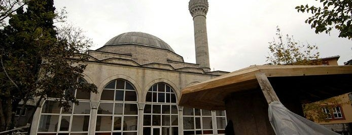 Drağman Yunus Camii is one of İstanbul'daki Mimar Sinan Eserleri.
