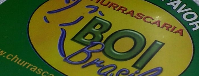Churrascaria Boi Brasil is one of My food places.