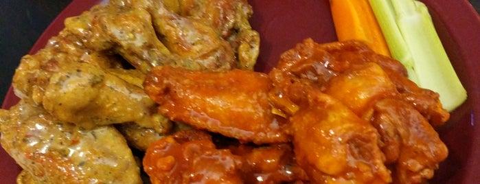 Atomic Wings is one of Halal Restaurants.