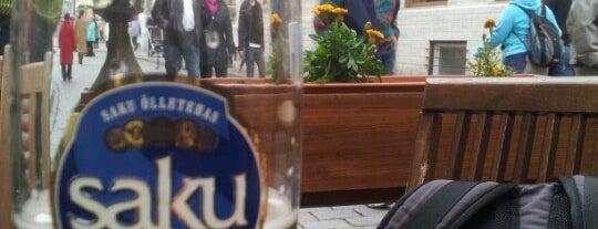 Arizona Saloon is one of The Barman's bars in Tallinn.