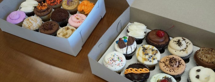 Yummy Cupcakes is one of Vegan bakeries.