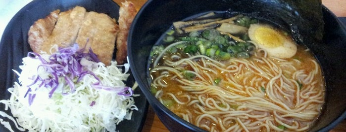 Ramen Yamadaya is one of The 15 Best Places for Ramen in Los Angeles.
