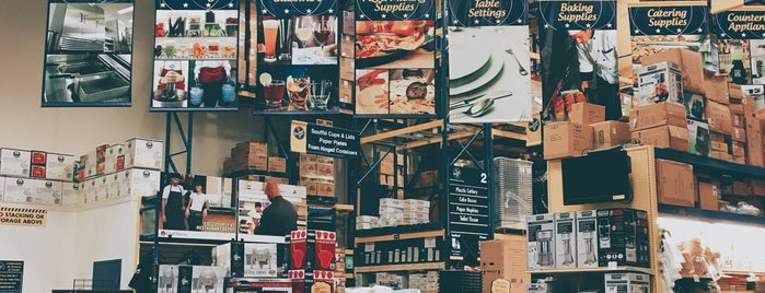 Restaurant Depot is one of The 15 Best Gourmet Shops in Chicago.