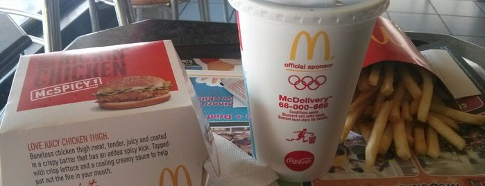 McDonald's is one of Top picks for Fast Food Restaurants.