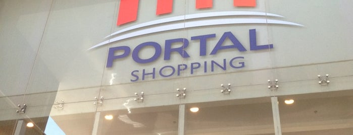 Portal Shopping is one of Shopping.