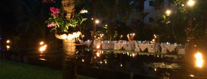 Full Moon Restaurant is one of Ko Samui Paradise = Peter's Fav's.