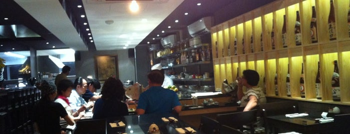 Kinme Restaurant is one of Best Japanese Cuisine Klang Valley.