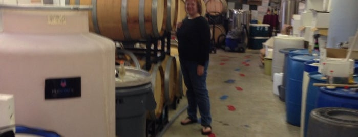West Hanover Winery is one of Make your own wine trail.
