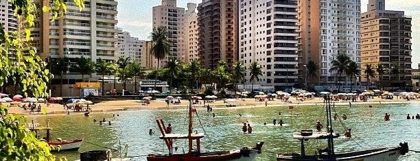Praia das Astúrias is one of Praias da Baixada Santista.