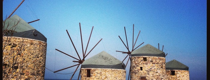 Chios Windmills is one of Chios.