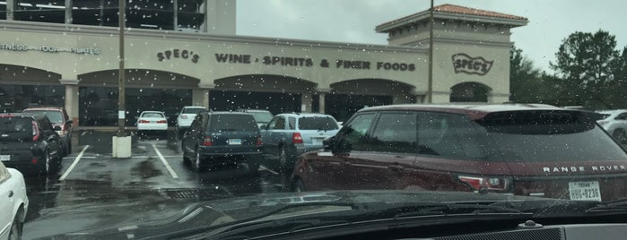 Spec's Wines, Spirits & Finer Foods is one of Houston Trip 2011.