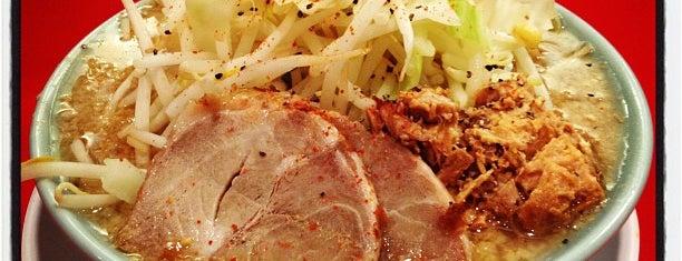 麺屋 ごりまる is one of 気になるリスト.