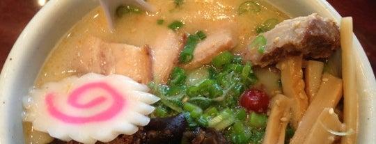 Santouka Ramen is one of Asian Restaurants Worth Trying (San Diego).