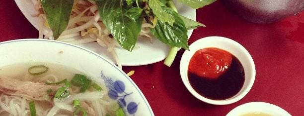 Pho Tien Thanh is one of Toronto.