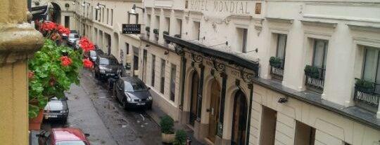 Hôtel Corona Opéra is one of Hotels Paris.