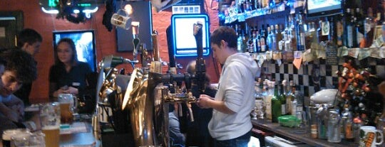 Clever Irish Pub is one of Novosibirsk TOP places.