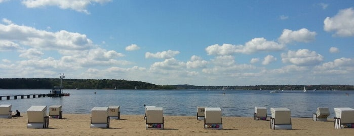 Am Großen Wannsee Is One Of Schwimmbad.