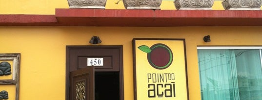 Point do Açaí is one of Brasil.