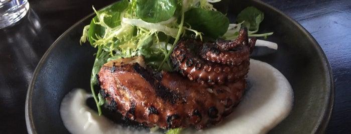 Officine Brera is one of The 15 Best Italian Restaurants in Los Angeles.