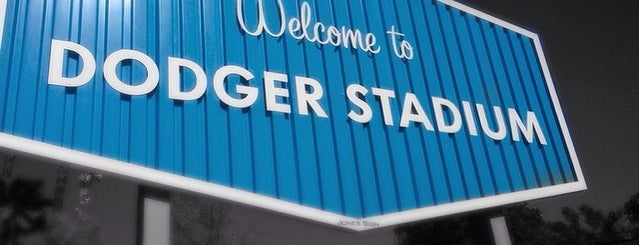 Dodger Stadium is one of Events To Visit....