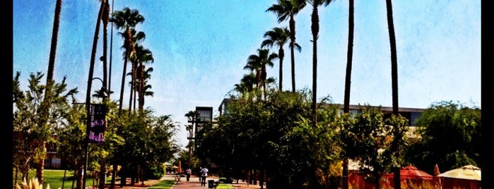 Grand Canyon University is one of the rose.