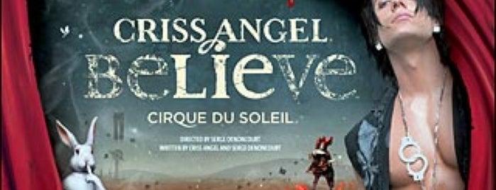 CRISS ANGEL Believe is one of Must-visit Nightclubs in Las Vegas.