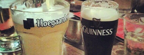 The BLACK STUFF Irish Pub & Whisky Bar is one of Snobka.cz.