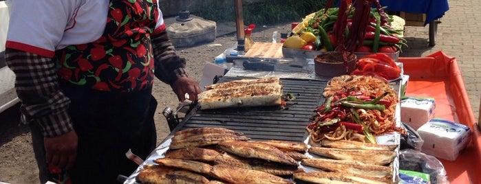 Balıkçı Emin Usta is one of Bakılacaklar.