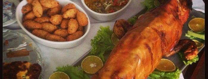 Grillé Macaracuay is one of 101 comidas en Caracas.