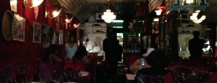Ghandi Cafe is one of 5-Block Food Radius from Greenwich Village Apt.