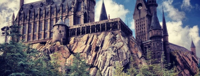 Harry Potter and the Forbidden Journey / Hogwarts Castle is one of Orland.