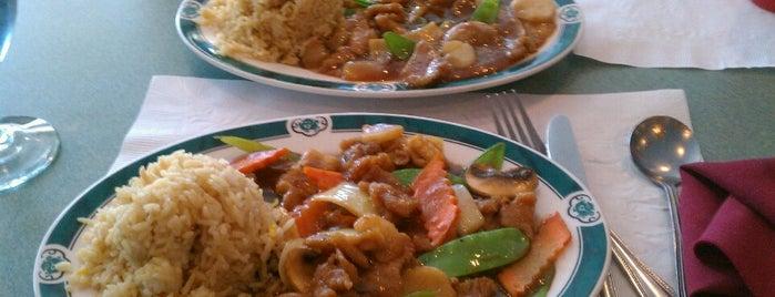 Chinese Food On Merle Hay Road