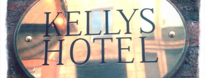 Kelly's Hotel is one of Dublin.