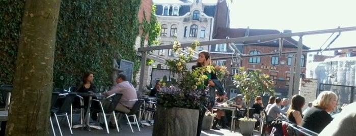Kaminsky is one of Belgium - Resto.