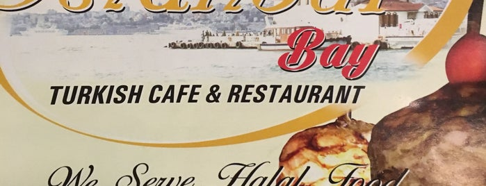 Istanbul Bay is one of Brooklyn Eats.