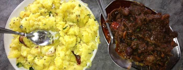 Velliayichakavu is one of Must-visit Food in Trivandrum.