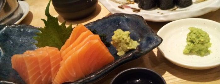 Rakuzen (樂膳) is one of KL - Lunch.