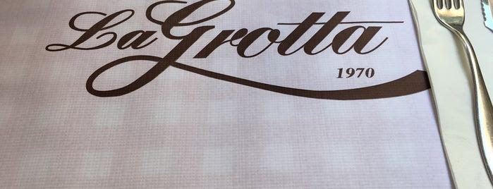Pizzeria La Grotta is one of Costa Brava - España.