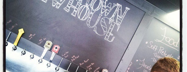 Homegrown Brewhouse is one of Charleston Beer.
